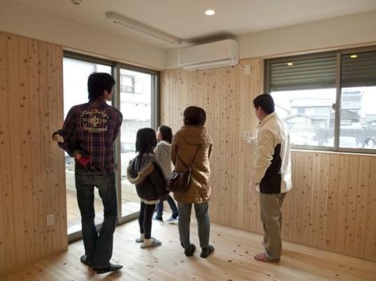 オープンハウス:「機能性を重視した主人の母と暮らす家」が終了