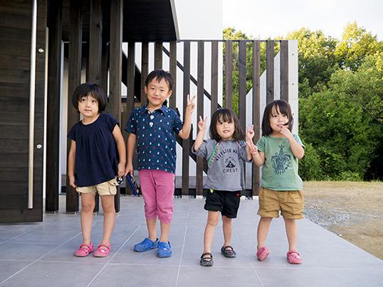 オープンハウス:「子供たちが楽しく遊べる家」が終了
