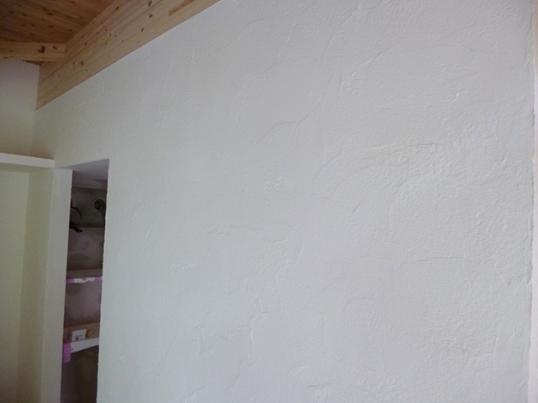 漆喰塗り1