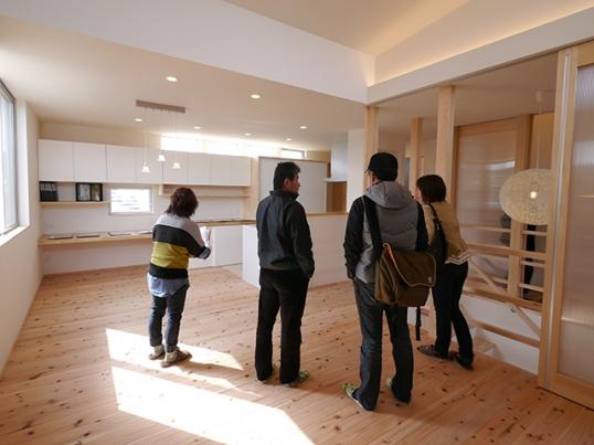 オープンハウス:「冬の寒さ・夏の暑さに対応した家」を開催中4