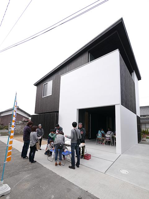 オープンハウス:「冬の寒さ・夏の暑さに対応した家」1
