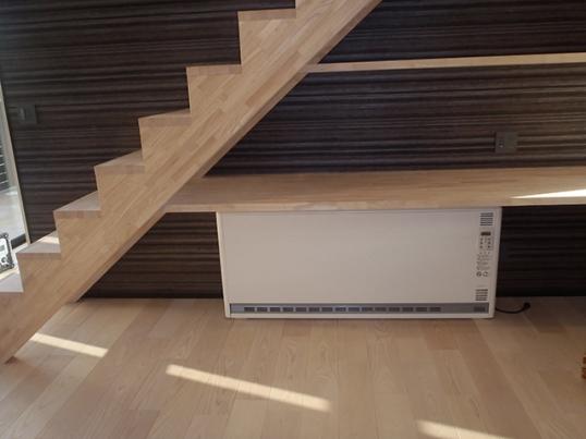 蓄熱暖房2