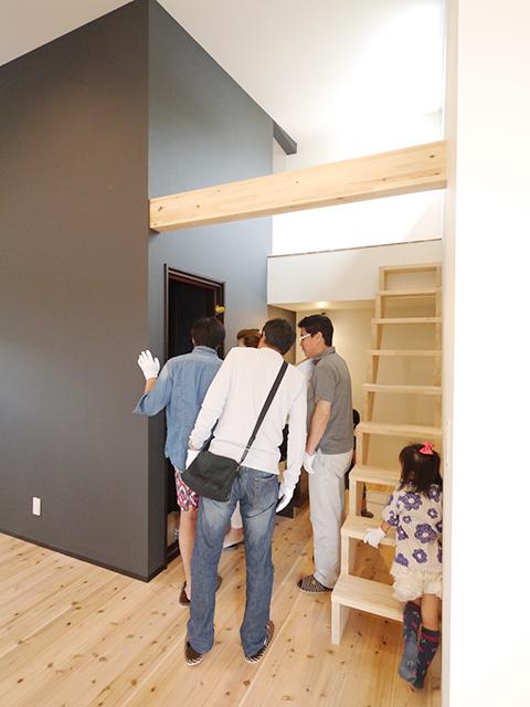 オープンハウス:「L型プランの二世帯住宅」を開催中2