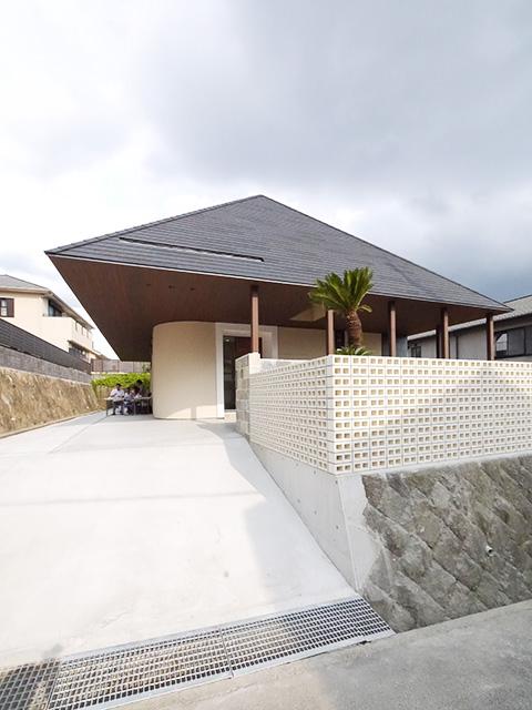 アジアンな雰囲気の家1