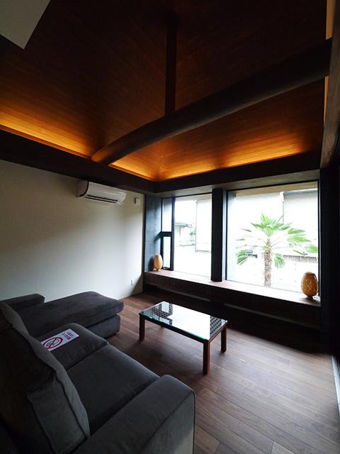 アジアンな雰囲気の家3