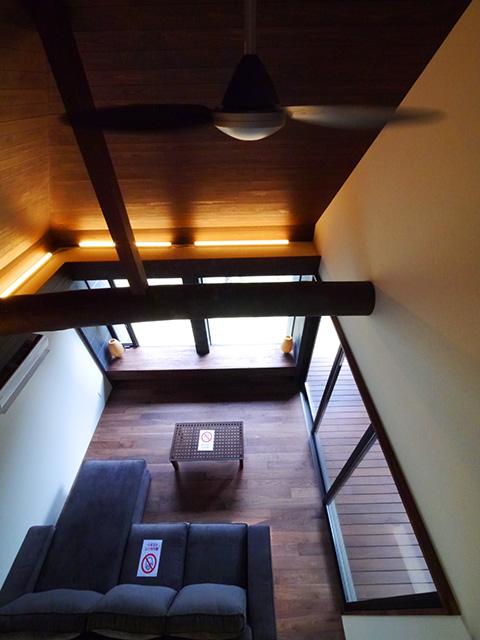 アジアンな雰囲気の家4