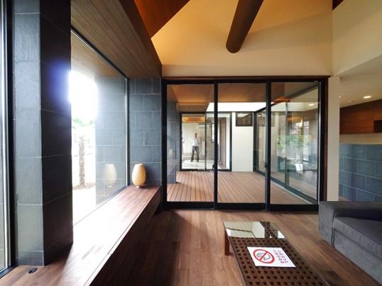 アジアンな雰囲気の家5