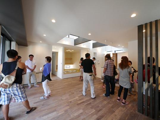 オープンハウス:「キッチンから全ての部屋が見渡せる家」が終了2