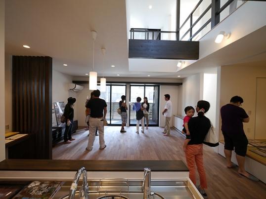 オープンハウス:「キッチンから全ての部屋が見渡せる家」が終了3