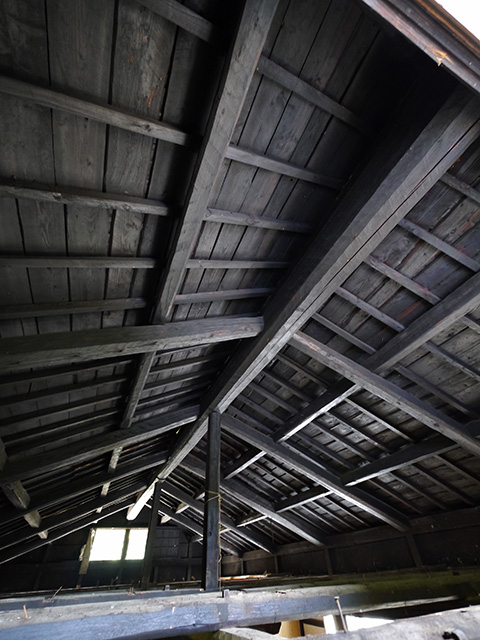 天井の梁3