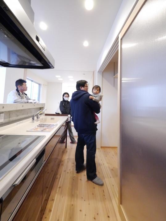オープンハウス:「店舗(hair salon)付二世帯住宅」2
