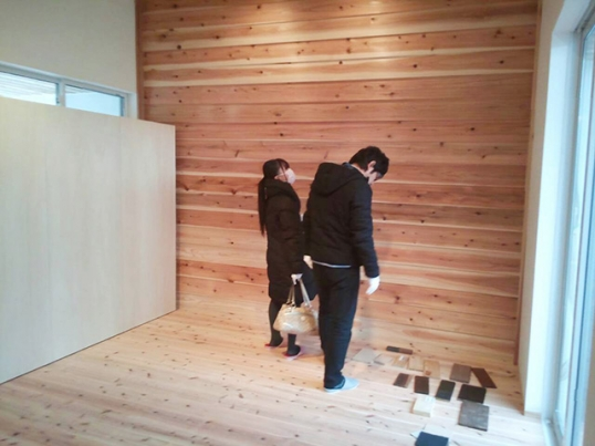 オープンハウス:「杉の壁を活かしたナチュラルモダンな家」が終了3
