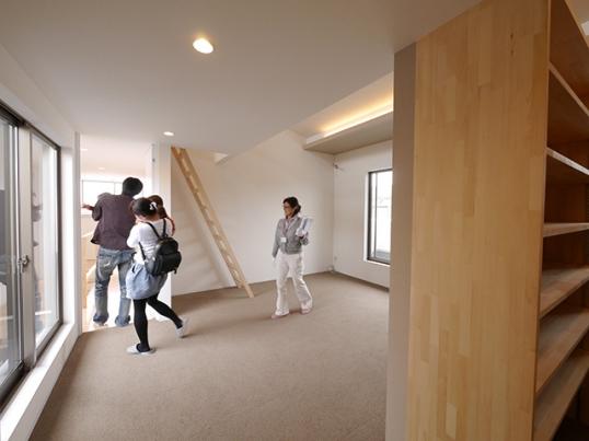 オープンハウス:「高齢者と共に暮らす家」4