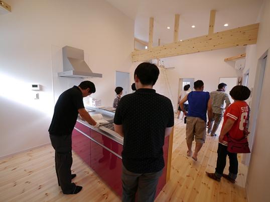 オープンハウス:「二世帯住宅の家」2