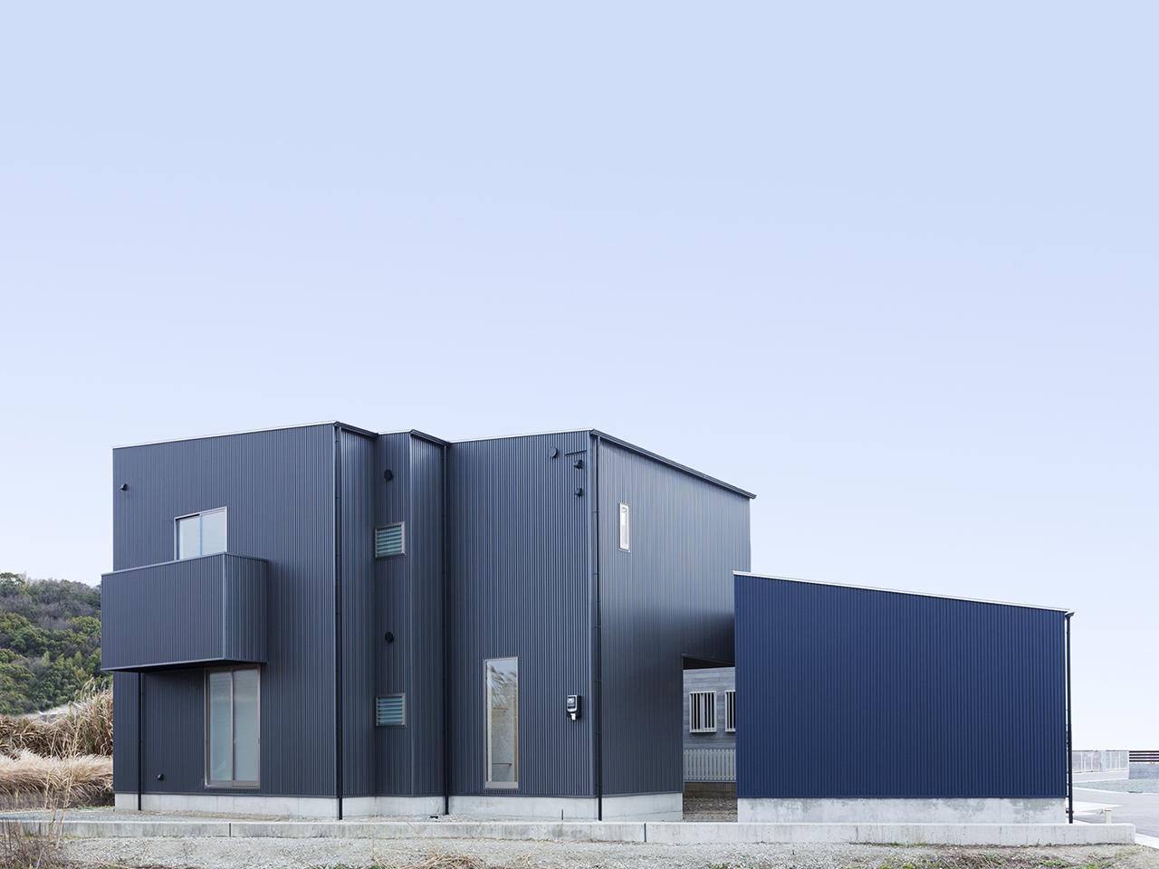 オープンハウス:「川沿いに建つ片流れ屋根の家」を開催いたします。
