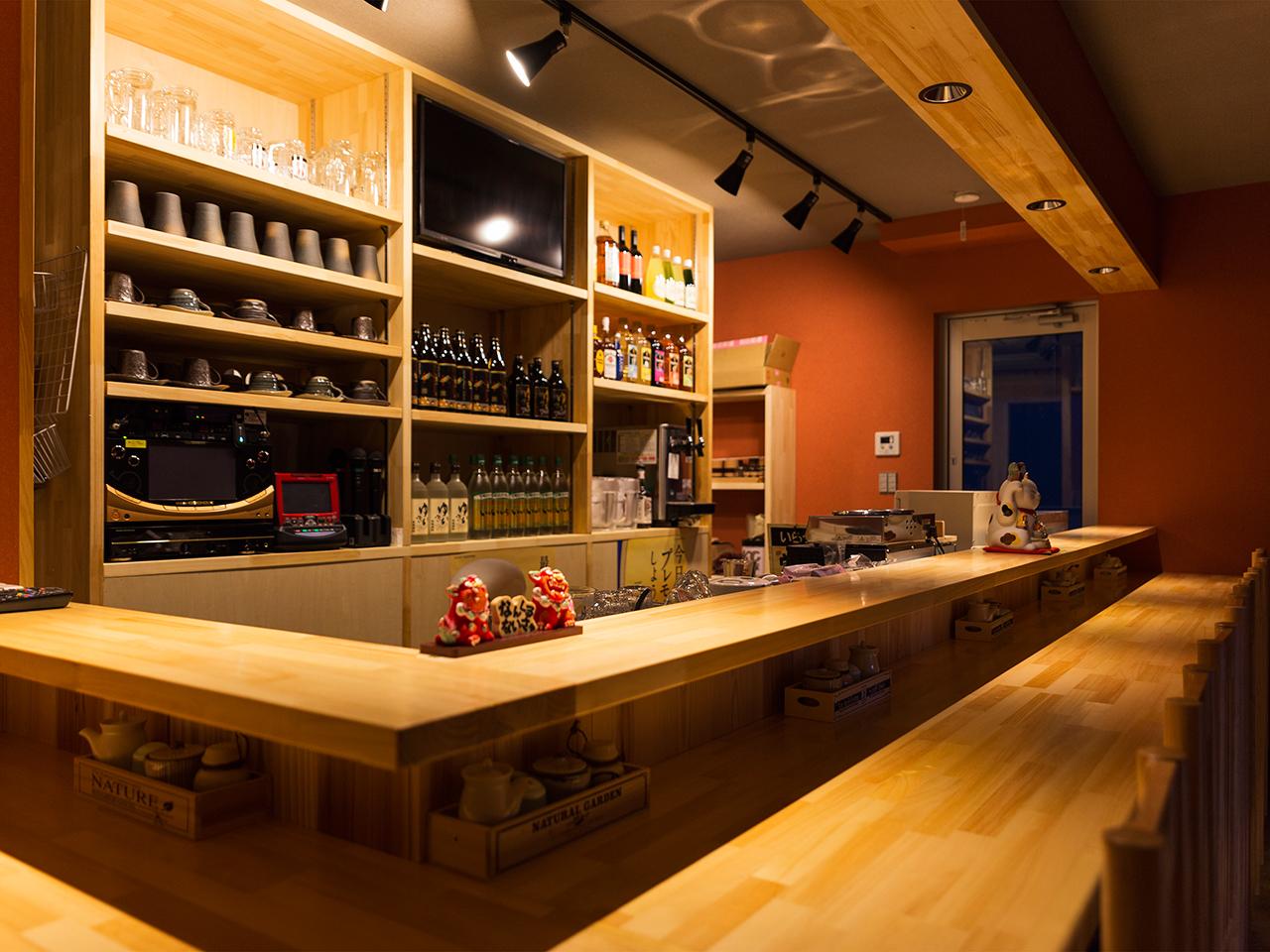 カラオケ居酒屋、『雨のち晴れるや』8