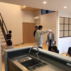 オープンハウス:「リビングを中心とした家族団欒の家」2