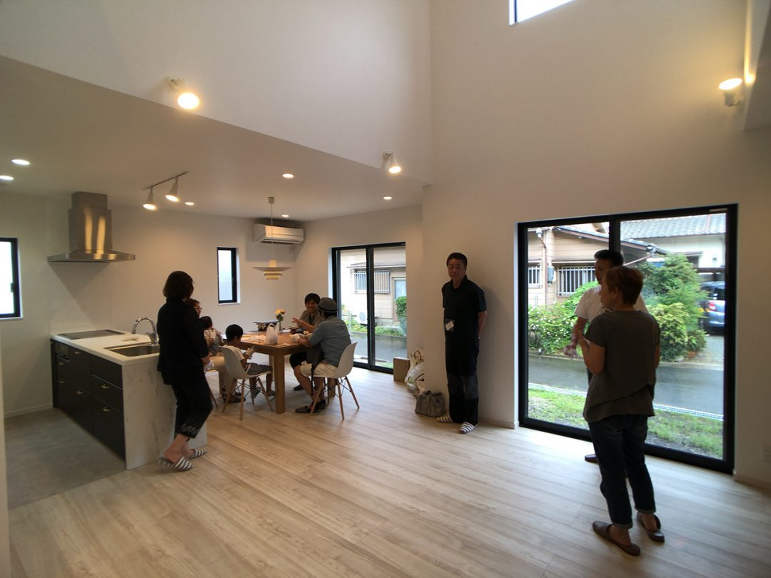 1オープンハウス:「1000万円台で建てた家」
