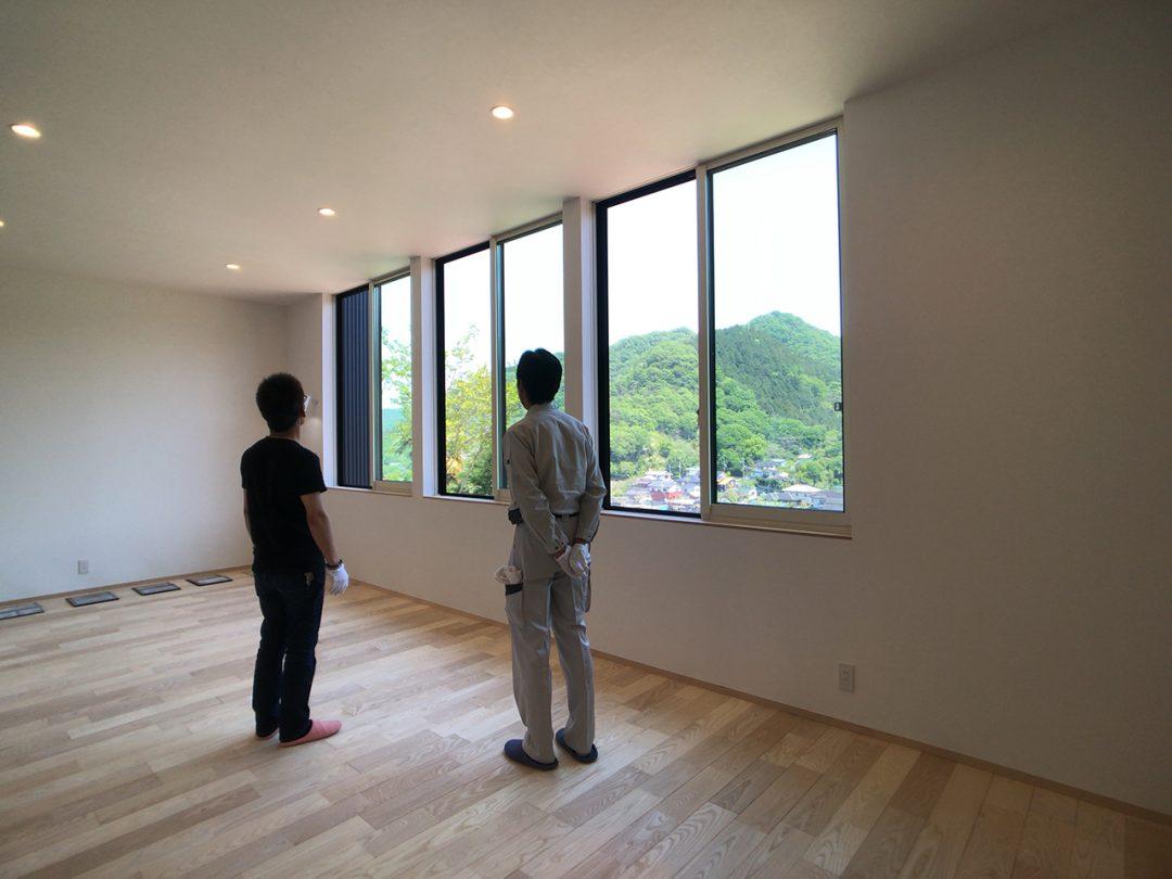 オープンハウス「眺望のいい家」を開催中2