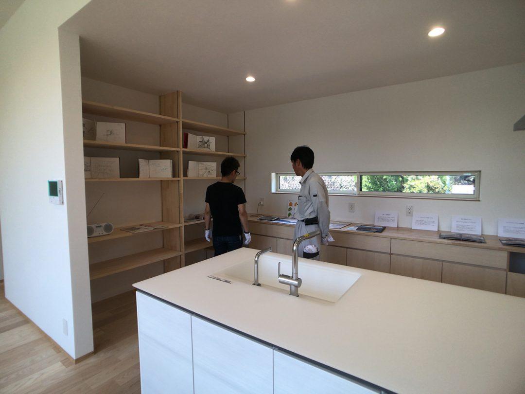 オープンハウス「眺望のいい家」を開催中3