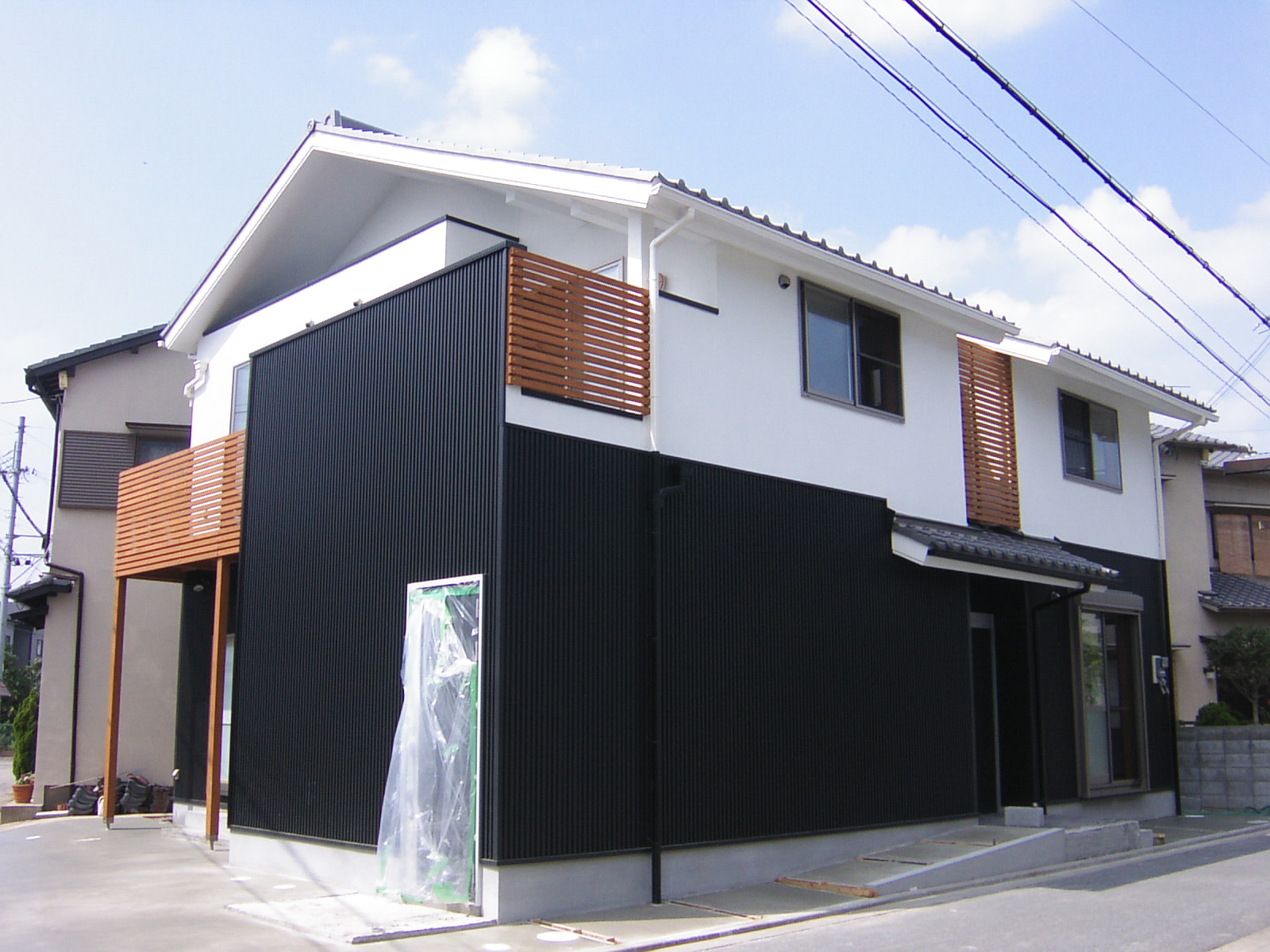 姫路市白浜町の家 – フジモトコーポレーション