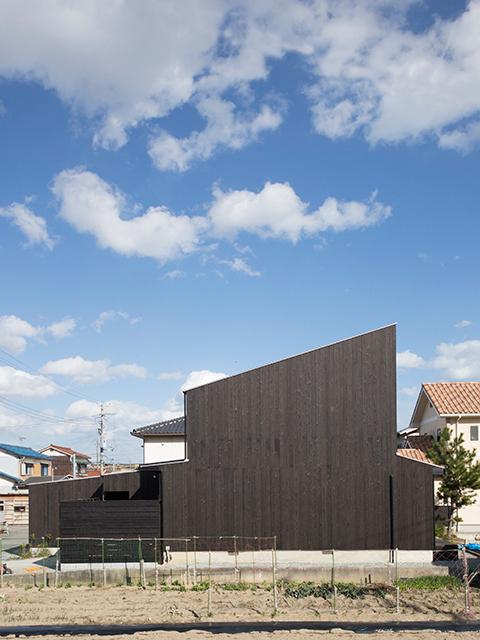 オープンハウス:「切妻を片流れ屋根にリフォームした家」を開催いたします。